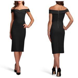 ECI | Off the Shoulder Sheath Dress